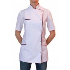Китель повара женский-2